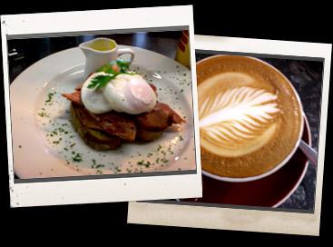 Vegetarian Cafe Dunedin Menu